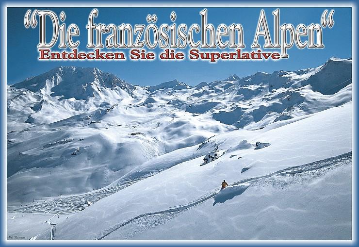 Skiurlaub In Frankreich Franz 246 Sische Alpen Skireisen Nach Tignes Val Thorens Trois